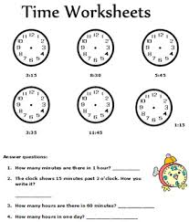 Time worksheets for prek, elementary schools, free time games ...First grade - second grade time worksheets and activities