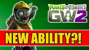 plants vs zombies garden warfare new engineer ability plants vs zombies garden warfare 2 new engineer ability