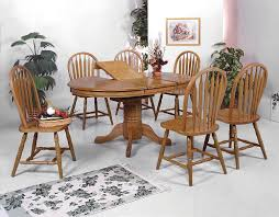 Dining Room Table With Benches Oak Dining Room Table Chairs Dining Room Tables Guides Photo