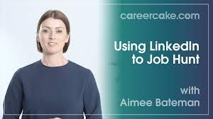 using linkedin to job hunt trailer using linkedin to job hunt trailer
