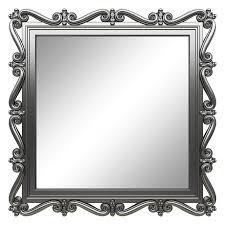 Размер рамы: 90 х 90 см; Размер <b>зеркала</b>: <b>65 х 65 см</b> ...