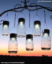 solar lights in jars ball mason jar solar lights