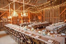 barn wedding lighting barn wedding lights