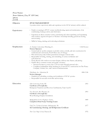 hvac technician resume getessay biz resume samples inside hvac technician hvac technician sample hvac service technician sample in hvac technician