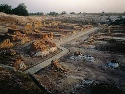 new views of ancient culture suggest brutal violence the ancient city of harappa view images the indus civilization