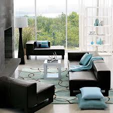 square living room ideas attractive light blue blue dark trendy living room