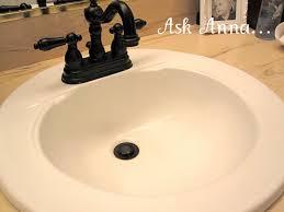 clean porcelain sinks amazing cleaning bathroom sinks marble corian sink stains kohler ceram