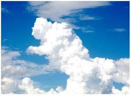Resultado de imagem para desenho nas nuvens