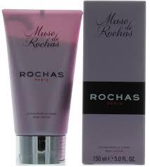 Rochas - <b>Muse De Rochas</b> by Rochas for Women Body Lotion 5 oz ...