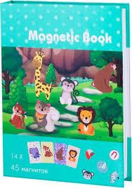 <b>Развивающая</b> игрушка <b>Magnetic Book</b> В зоопарке, TAV034