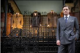 Colin Firth Stars in 'Kingsman: The Secret Service' - WSJ via Relatably.com