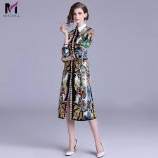 <b>Merchall</b> 2019 Spring <b>Summer</b> Dress Women Brand Designers ...