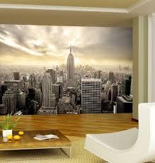 liberty bedroom wall mural: wallpaper new york skyline  x  inches wall murals wall decoration dalinda http