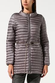 Удлиненная <b>куртка</b> с воротником-стойкой <b>Emme Marella</b> - купить ...