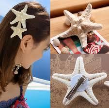 NEW Womens Girls Sweet gift Nice <b>Starfish</b> Beach <b>Sea Star Hairpin</b> ...