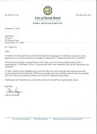 sample thank you letter to fire department thank you letter  ccfr thank you letters elect rich devlin jr for otsego county sheriff 2006 thank you letter for support sample resume fire department training officer
