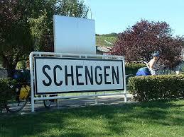 Image result for SCHENGEN BORDER IMAGE