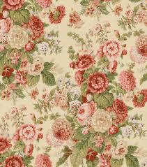 decor linen fabric multiuse: waverly upholstery fabric sitting pretty antique