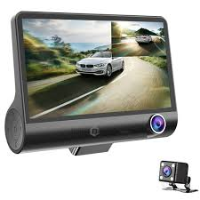 Dropshipping for <b>3 Lens WDR Dash</b> Camera 4 inch Display HD ...