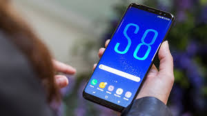 Samsung Galaxy S8 first look! - YouTube