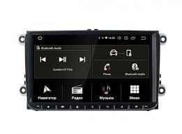 "Автомагнитола <b>штатная Incar TSA</b>-<b>8644</b> Volkswagen 9"" (Android 9 ..."