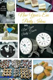 New Year Craft Ideas New Year S Eve Party Ideas
