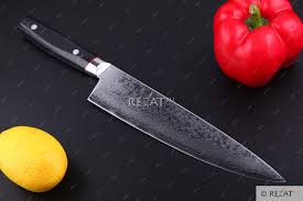 Поварской <b>кухонный</b> шеф-<b>нож</b> Kanetsugu <b>23</b> см, <b>сталь</b> VG-10 в ...