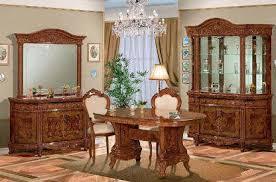 italian lacquer dining room furniture. italian dining room furniture versailles in walnut finish lacquer o