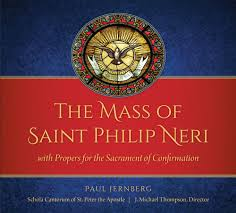 Image result for Mass of St. Philip Neri Paul Jernberg image
