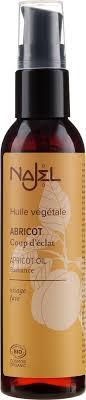 Najel <b>Apricot</b> Oil - <b>Масло абрикосовых косточек</b> | Makeupstore.ru