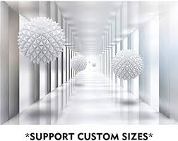 SUMGAR Custom 3D Wallpaper Living Room Large ... - Amazon.com