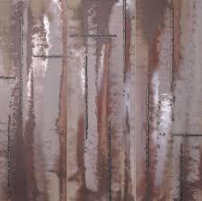 <b>FAP Ceramiche Evoque</b> Acciaio Copper Inserto Mix 91.5x91.5 ...