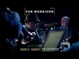 <b>Van Morrison</b> - The Colosseum at Caesars Palace Las Vegas