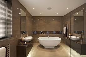 bathroom place vanity contemporary:  bathroom vanity single sink bathroom contemporary with beige stone floor brown