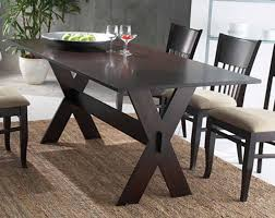 dining room table seats modern