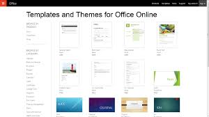 Templates And Themes For Office – Word Excel Powerpoint Etc | The ... Microsoft Office templates