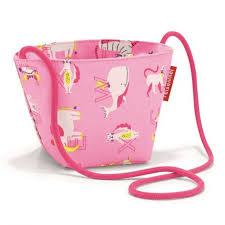 <b>Сумка детская Reisenthel</b> Minibag Abc Friends Pink