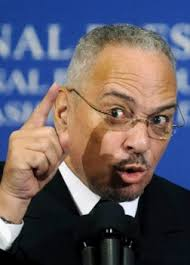 Chicago preacher Jeremiah Wright is a racist. This almost universal claim has haunted one well-known faithful parishioner since 2008—President Barack ... - JeremiahWright