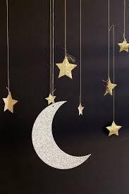 <b>Meri Meri</b> Moon And Star Hanging Decorations | <b>Новогодние</b> ...