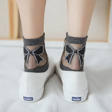 5 <b>Pairs</b>/<b>lot New</b> Japanese <b>Women's</b> Socks Sexy Lace Patchwork ...