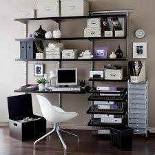 office design modern excellent cool workstations delectable f designs for small rooms using high gloss black home awesome shelfs small home