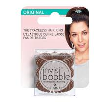 <b>Invisibobble Original</b> Hair Ring - Pretzel Brown : Target