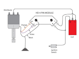 4 pin hei ignition module wiring diagram 4 wiring diagrams wiring diagram pin hei ignition module wiring diagram