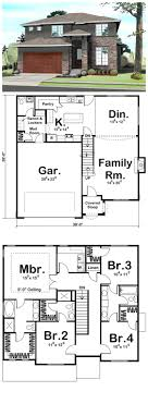 House plans  Mud rooms and Lockers on PinterestHouse Plan   Total living area  sq ft  bedrooms  amp