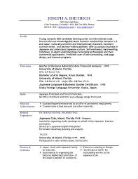 free download resume format