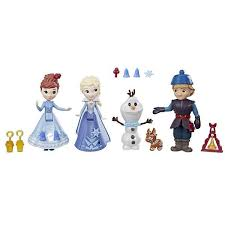 Hasbro Disney Princess C1921 Игровой <b>Набор Холодное Сердце</b> ...
