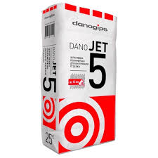 <b>Шпатлевка DANOGIPS</b> Dano Jet 5 купить по цене 450 на Яндекс ...