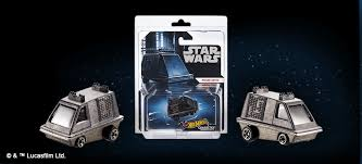 SDCC <b>Star Wars</b>™ Mouse Droid™ Character Car Details