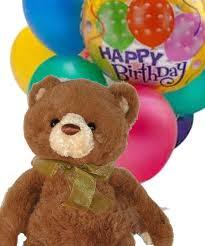 bear balloon bouquet plush teddy bear plus balloons pugh s bear balloon bouquet plush teddy bear plus balloons pugh s flowers local florist memphis tn