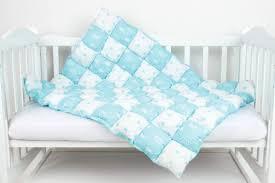 <b>Одеяло</b> детское <b>AmaroBaby Royal</b> Care, бирюзовый, 85 х 115 см ...